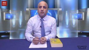 آغاز برنامه ی گؤزلوک از آرازنیوز تی وی (ویدئو)