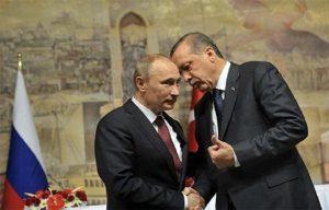 عادیسازی روابط تورکیه با اسرائیل و روسیه و پیامدهای اقتصادی و سیاسی آن