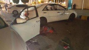 انفجار انتحاری درمقابل کنسولگری آمریکا در جده عربستان