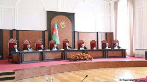 رای مثبت دادگاه قانون اساسی آزربایجان برای رفراندوم