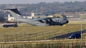 آزربایجان فرودگاه نظامی در اختیار تورکیه قرار میدهد