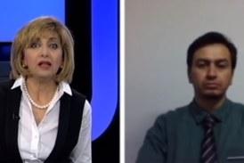 مصاحبه فعال ملی مجید آراز با صدای آمریکا در مورد تدریس زبان تورکی آزربایجانی در دانشگاههای ایران