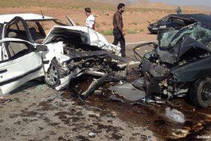 تصادف در مغان ۴ کشته برجای گذاشت