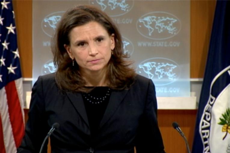 وزارت خارجه آمریکا: برخورد سپاه پاسداران در خلیج  بی دلیل تنش را بالا میبرد