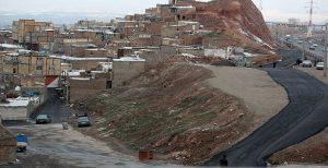 مقام رسمی: ۲۵ درصد جمعیت تبریز حاشیه نشین هستند