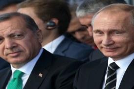 اردوغان و پوتین در دیپلماسی فوتبال