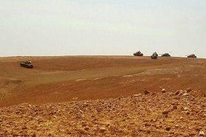 ورود نیروهای نظامی ترکیه به سوریه