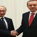 """دیدار حساس و صمیمی """"اردوغان و پوتین"""" در سن پطرزبورگ"""