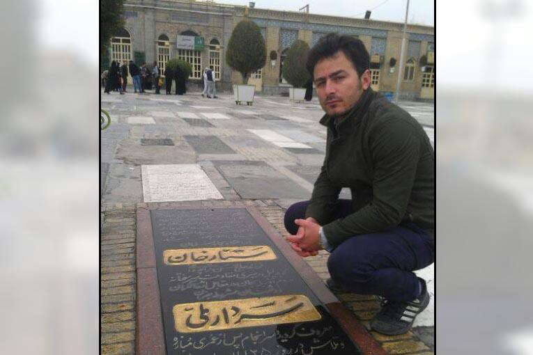 جعفر رستمیراد فعال ملی آزربایجان در اردبیل بازداشت شد