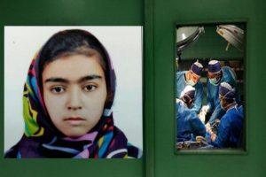 درگذشت دختر۱۲ساله افغانستانی در بیمارستان نمازی شیراز