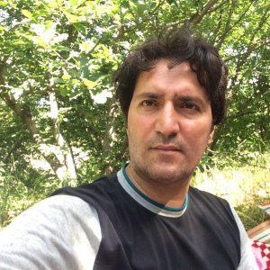 صیاد نژادعلی خبرنگار «جنگ قره باغ» توسط نیروهای امنیتی ایران عمدا کشته شده است. تصاویر