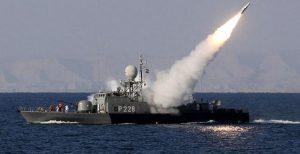 ایران دو جت جنگی آمریکا در خلیج را تهدید به سقوط کرد