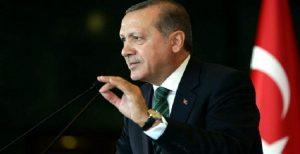 رئیس جمهوری تورکیه: مصمم به خلاصی از جریانات تروریستی داعش و پ.ک.ک هستیم