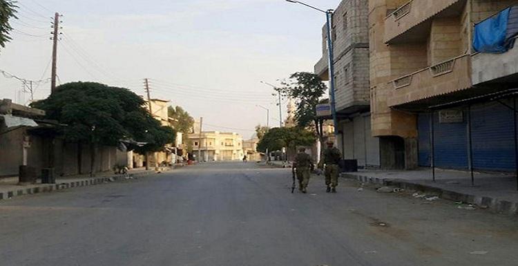 ارتش آزاد سوریه با حمایت تورکیه ۴۰۰ کیلومتر از شمال سوریه را آزاد کرده است
