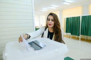 رفراندوم اصلاح قانون اساسی جمهوری آزربایجان رای آورد