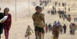 یونیسف: جنگ ۲۸ میلیون کودک را آواره کردهاست