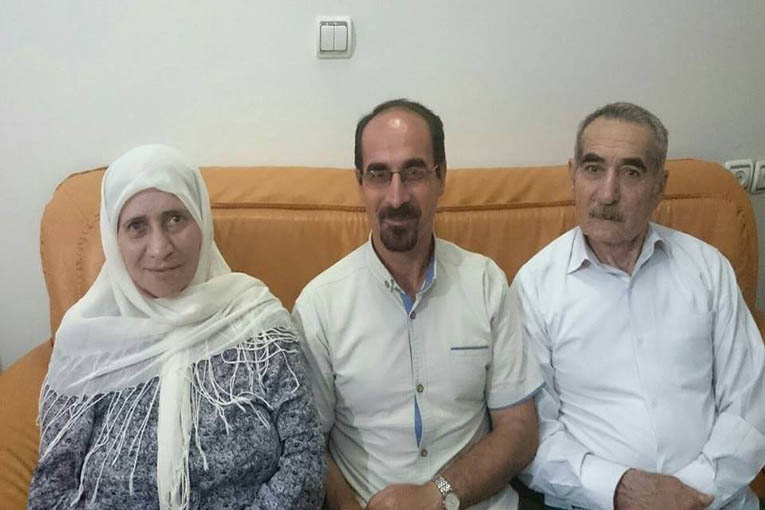 دکتر «لطیف حسنی» به مرخصی ۳ روزه اعزام شد