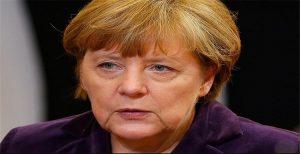 پیام تسلیت صدر اعظم آلمان به نخست وزیر تورکیه