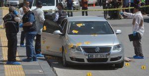 صدای تیراندازی در نزدیکی سفارت ایران در آنکارا