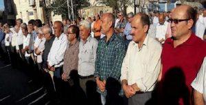 سرکوب تظاهرات آرام کردهای سوریه توسط گروه تروریستی پ.ی.د
