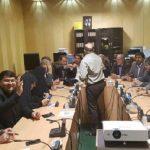 فراکسیون مناطق تورکنشین با حضور ۱۰۰ نماینده مجلس تشکیل شد