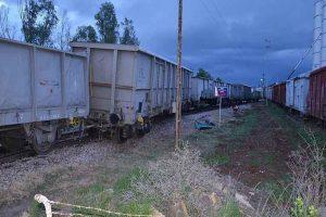 حمله تروریستهای پ.ک.ک به قطار باربری در شرق تورکیه