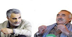 """منابع کُرد: حمایت ایران از حضور """"پ ک ک"""" در شمال عراق"""