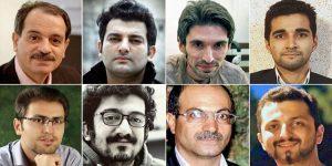 هشت زندانی سیاسی و عقیدتی در زندانهای تهران و کرج اعتصاب غذا کردهاند