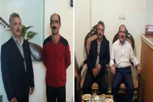 دیدار و گفتگوی فعالین شناخته شده حرکت ملی با زندانیان سیاسی آزاد شده