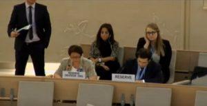 حضور ملتها و اقلیتهایی از ایران در نهمین نشست اقلیتها در سازمان ملل متحد