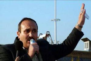 بازداشت و انتقال به زندان عباس لسانی پیش از برگزاری دادگاه