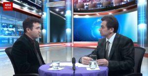 مصاحبه آرازنیوز با سخنگوی تشکیلات مقاومت ملی آزربایجان (قسمت اول)