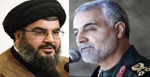 سردار سلیمانی و حزب الله لبنان در دادگاه تاریخ و بشریت محکوم است