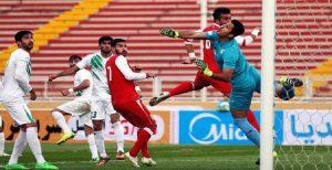 راهیابی تیم تراختور آزربایجان به فینال جام حذفی