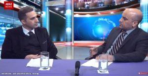 مصاحبه آرازنیوز تی وی با حمید احمدی خواننده تورک قشقایی