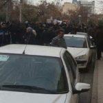 تجمع غیر قانونی در مقابل کنسولگری تورکیه در مشهد
