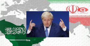 وزیر خارجه انگلیس: ایران و عربستان در حال جنگ مذهبی نیابتی هستند