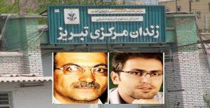 انتقال فعالین ملی رسول رضوی و مرتضی مرادپور به زندان تبریز