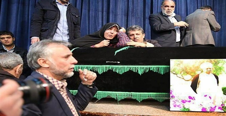 به دنبال مرگ مشکوک هاشمی رفسنجانی پسر بزرگ وی ادعای کشته شدن پدرش را مطرح کرد