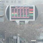 ادامه وضعیت آلودگی هوای تبریز
