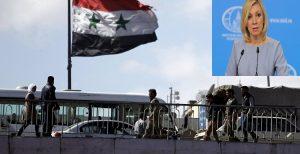 قانون اساسی پیشنهادی روسیه برای سوریه؛ حذف کلمه عربی از عنوان کشور و حذف شرط...