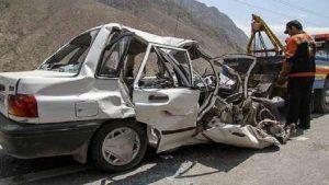 افزایش ۶/۵ درصدی کشته شدگان در تصادفات رانندگی اردبیل