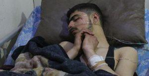 رژیم اسد در حلب از تسلیحات شیمیایی استفاده کرده است
