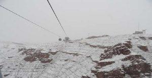 مرگ زوج کوهنورد تبریزی در عینالی بر اثر سقوط بهمن