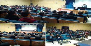 همایش بزرگداشت روز جهانی زبان مادری در دانشگاه مراغه برگزار شد (تصاویر)