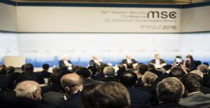 کنفرانس مونیخ و اظهارنظرهای نمایندگان مختلف