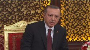 اردوغان در بحرین: باید جلوی ناسیونالیسم فارسی گرفته شود