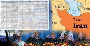 اکثر سرمایه گذاری های اشتغالزای سپاه پاسداران در کدام یک از مناطق ایران صورت گرفته...