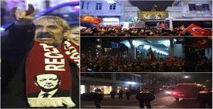 حزب حرکت ملی تورکیه هواداران خود را به خیابانهای هلند فراخواند