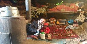 فقر مطلق در محل زبانه کشیدن اولین چاههای نفت ایران-تصاویر